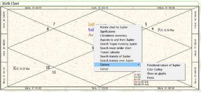 Parasharas Light Vedic Astrology Software Jyotish Software